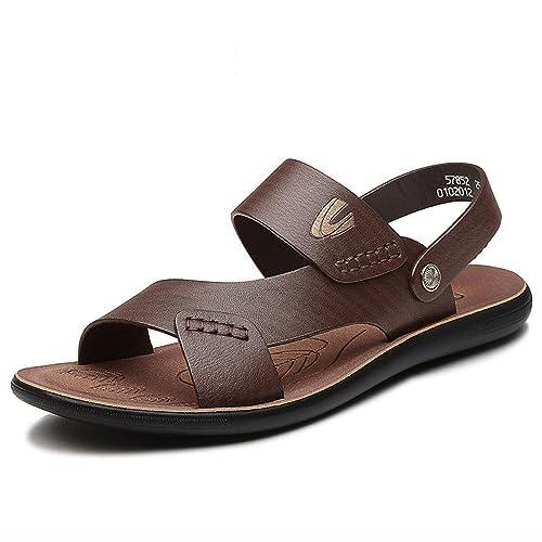 Zapatillas Casual Hombre Sandalias Transpirables Sandalias De Verano: Amazon.es: Zapatos y complementos