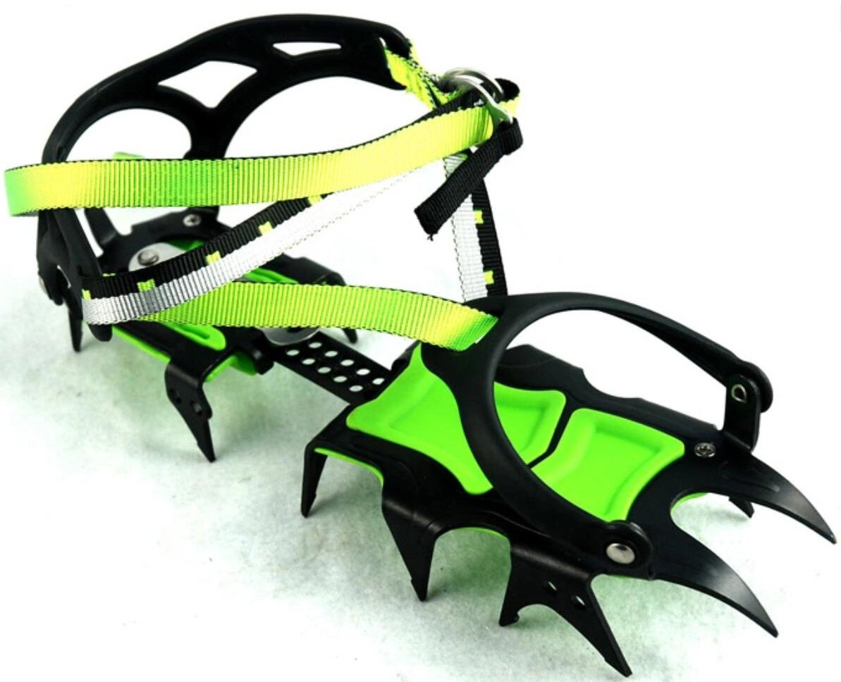 Nijiakin Traction Cleats/Crampon for Snow and Ice