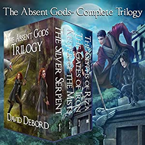 The Absent Gods Trilogy Audiobook