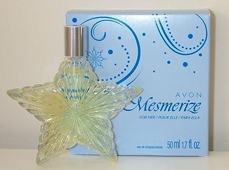 AVON 2013 Vintage Star Bottle – Mesmerize for HER