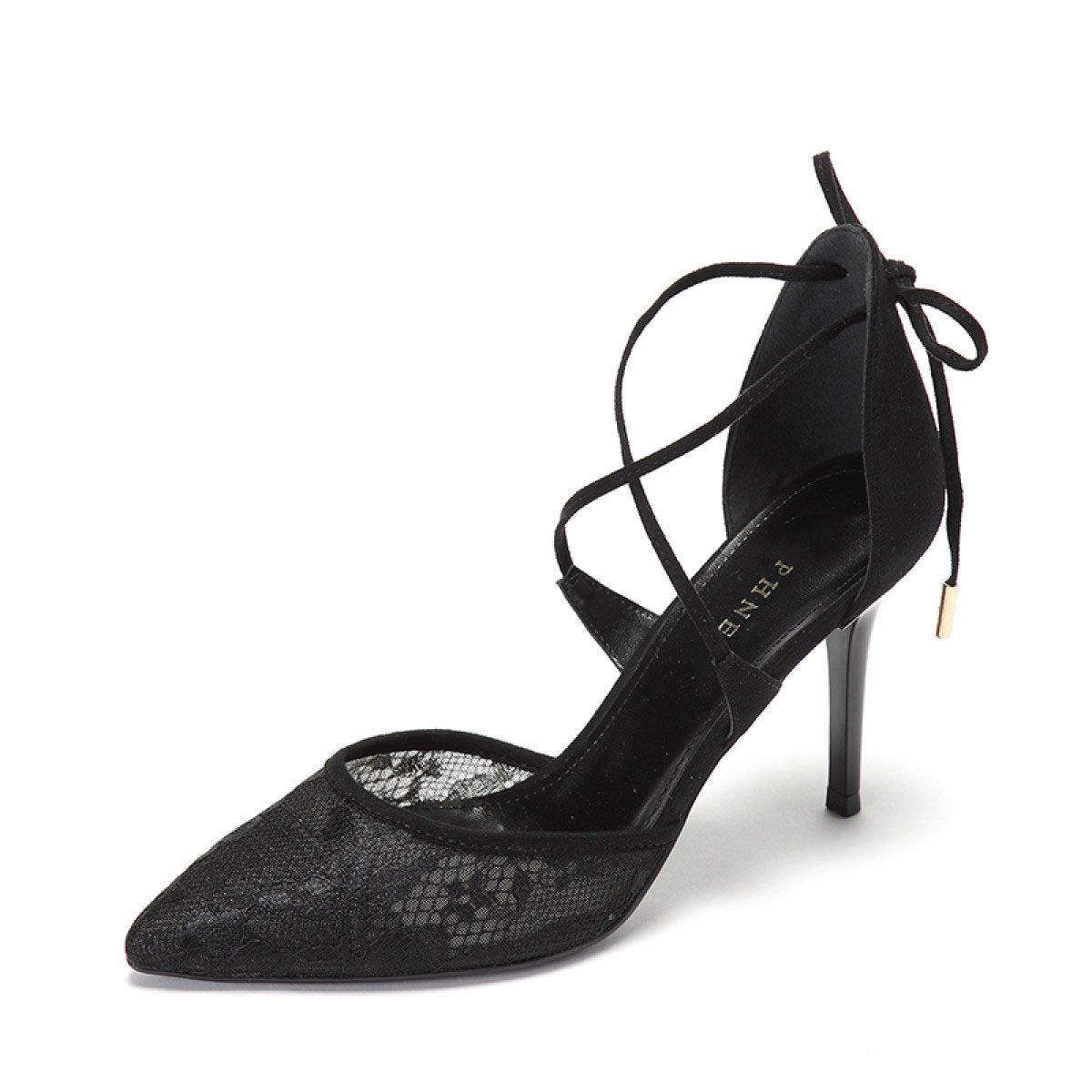 Ximu Spillo Eleganti Sandalo Con Tacco A Spillo Ximu Sexy Sandalo Con Tacco   4f43d8