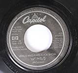 WINGS 45 RPM VENUS AND MARS ROCK SHOW / MAGNETO AND TITANIUM MAN