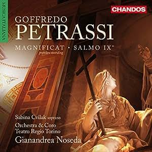 Petrassi: Magnificat / Psalm IX