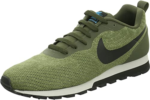 Md Runner 2 Eng Mesh Trainers, Green