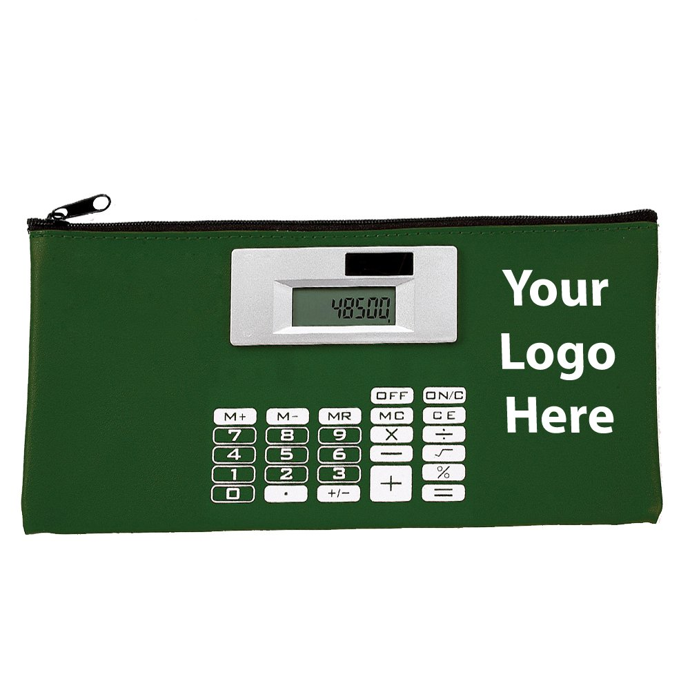 CLOSEOUT - Calculator Buddy - 100 Quantity - $3.25 Each - PROMOTIONAL PRODUCT / BULK / Branded with YOUR LOGO / CUSTOMIZED