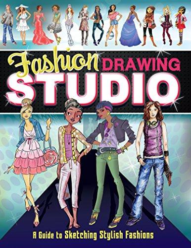 Fashion Drawing Studio (Drawing Fun (Dress As Book Character Ideas)