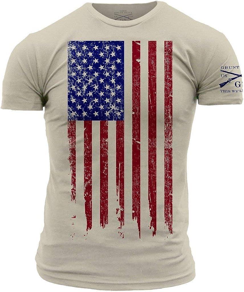 Grunt Style Men's America T-Shirt