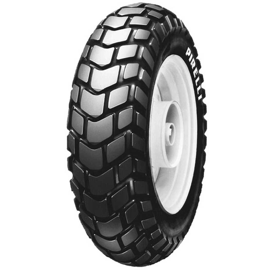 Pirelli SL 60 Scooter Motorcycle Tire - 130/90-10 TL, 61J / Front/Rear