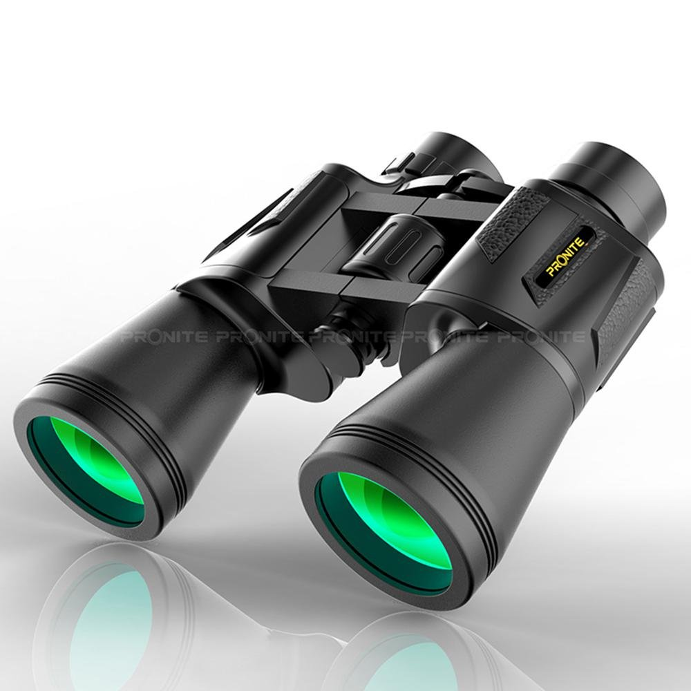 Aolvo Low Night Vision Binoculars 20x50 Long-range Durable Waterproof Binoculars for Adults with HD BAK-4 Prisms Fully Multi-Coated Lens for Birding Watching Hunting Sports Games Sightseeing by Aolvo
