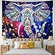 Leofanger Music Tapestry Wall Hanging Music Note Decor Tapestry Wall Tapestry Hippie Colorful Psychedelic Bohemian Mandala Tapestry Bedroom Home Dorm Decor