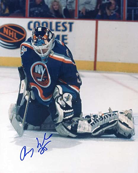 new product 5dc6a 4feb8 Tommy Salo (Goaltender) Autographed/ Original Signed 8x10 ...