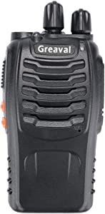 Greaval GV-8S Walkie Talkie Radio Body Replacement(1 Pack)