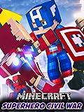 Minecraft Superhero Civil War