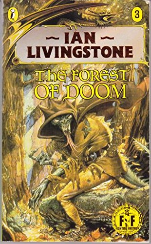 Fighting Fantasy 03 Forest Of Doom (Puffin Adventure Gamebooks)