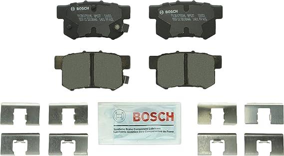Bosch BP537 QuietCast Premium Disc Brake Pad Set For: Acura CL