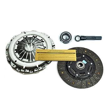 Amazon.com: VALEO-EFT STAGE 2 DISC CLUTCH KIT 99-06 VW BEETLE GOLF JETTA GL GLS 2.0L 4CYL GAS: Automotive