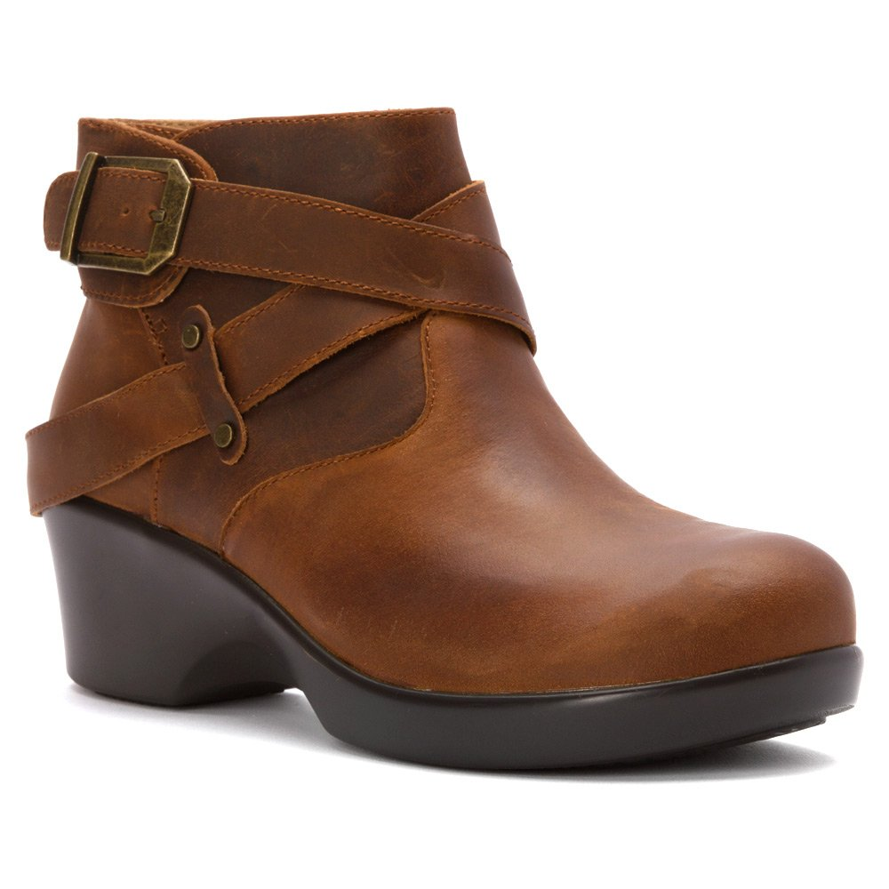 Alegria Women's Eva Boot B00TIYT65Y 36 M EU / 6-6.5 B(M) US|Tawny