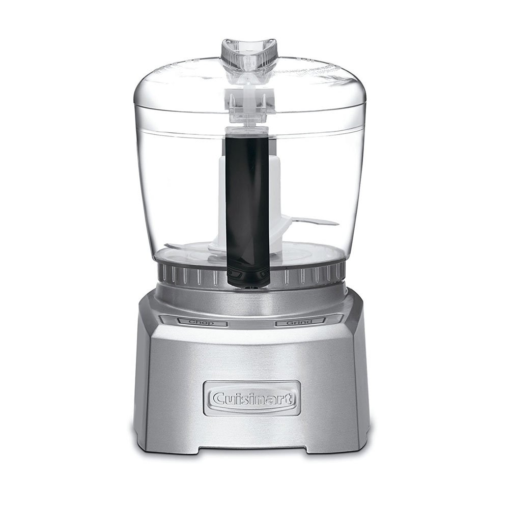 Cuisinart CH-4DC Elite Collection 4-Cup Chopper/Grinder, Die Cast (Certified Refurbished)