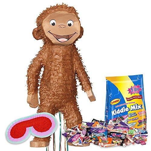 Costu (Curious George Halloween Costume Child)