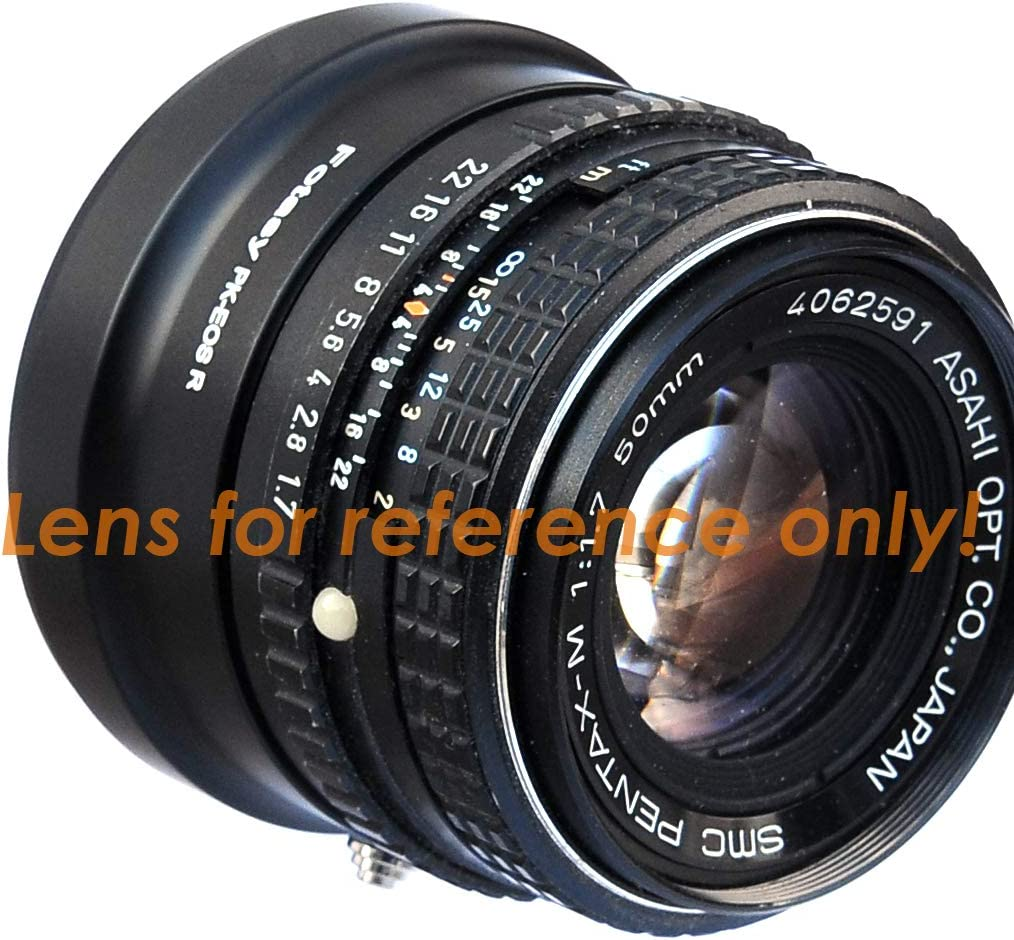Exakta EOS RP Adapter Exakta RF Adapter Exakta EOS R Fotasy Exakta Lens to Canon EOS R Mount Adapter Exacta EOS R Adapter fit Exakta// Auto Topcon Lens /& Canon Mirrorless Camera EOS R// EOS RP