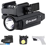Olight PL-Mini 2 Valkyrie 600 Lumens CW LED Tactical Flashlight Magnetic Rechargeable with Adjustable Rail,Powered by a…