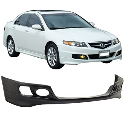 Amazoncom Front Bumper Lip Fits Acura TSX OEM Style - 2006 acura tsx bumper