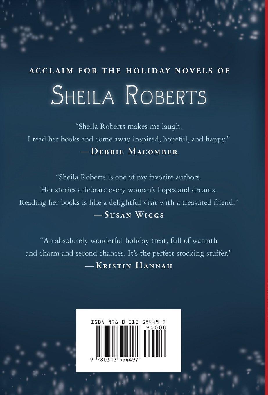 The Nine Lives of Christmas: Sheila Roberts: 9780312594497: Amazon ...