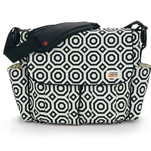 Skip Hop Jonathan Adler Dash Diaper Bags, Nixon (Discontinued by Manufacturer)