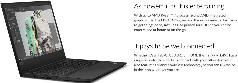 Lenovo ThinkPad E495 20NE0003US 14