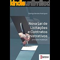 Nova Lei de Licitações e Contratos Administrativos