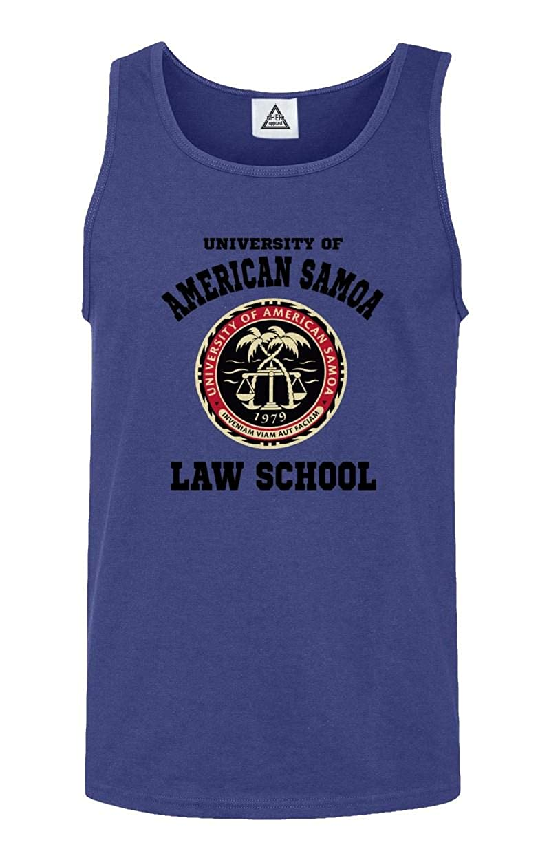 Sheki Apparel University of American Samoa Law School Tank Top