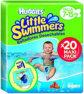 8da3bfd41 Huggies Little Swimmers - Bañadores Desechables