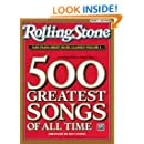 Rolling Stone Easy Piano Sheet Music Classics, Vol 1: 39 Selections from the 500 Greatest Songs of All Time (<i>Rolling Stone</i>(R) Easy Piano Sheet Music Classics)