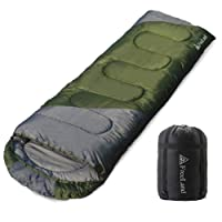 Deals on FreeLand Camping Sleeping Bag for Hiking & Traveling