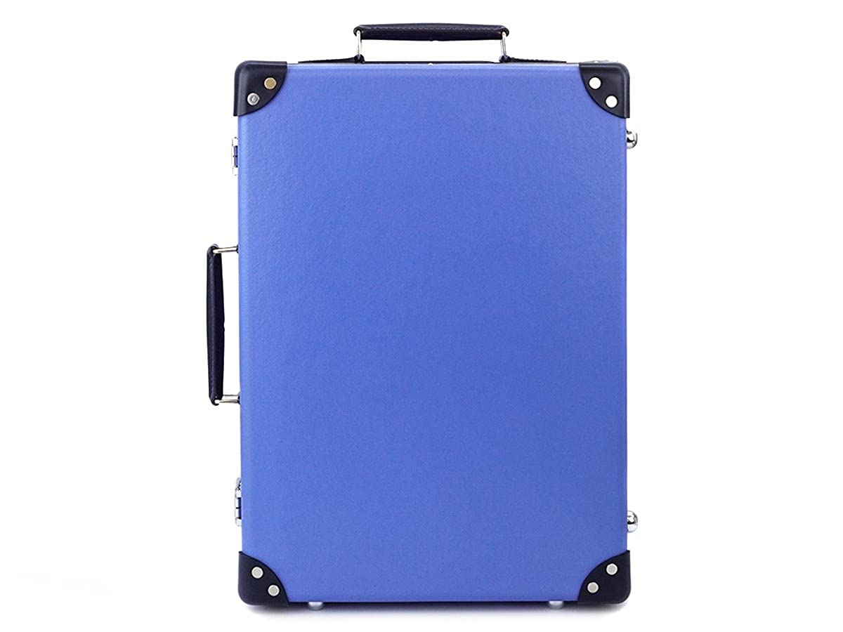 [グローブトロッター]GLOBE TROTTER Cruise 18inch Trolly Case Royal/Navy [並行輸入品] B07BKSKNGF