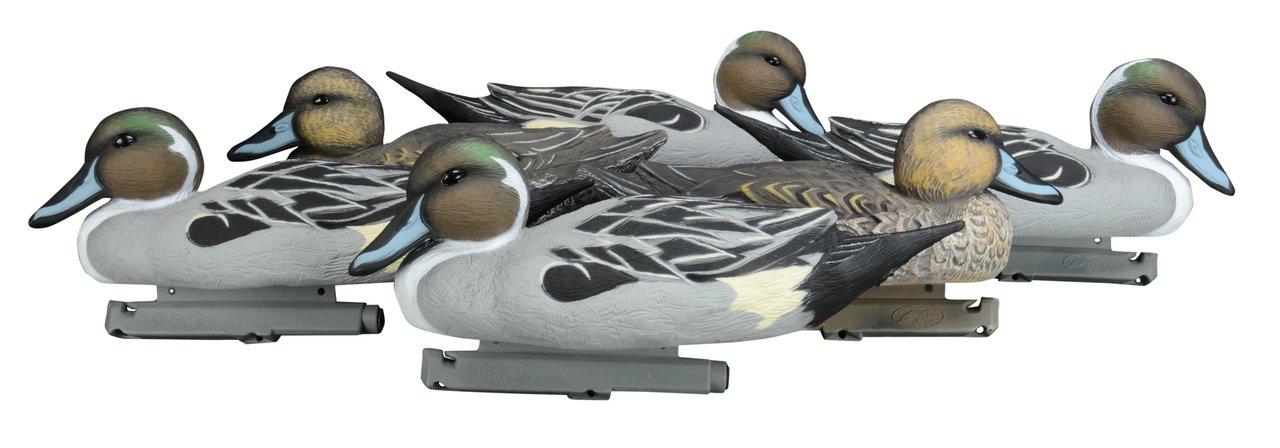 Duck Commander Foam-Filled 6-Pack Duck Decoys DC17PFF
