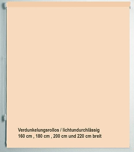 "Einzigartig Thermoschutzrollo , Rollo , Verdunkelungsrollo , Farbe ""beige  FQ72"