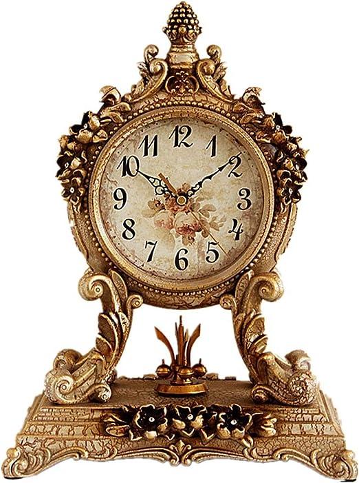 A hoy Mesa Reloj Vintage Sala de estar Decoración Dormitorio ...