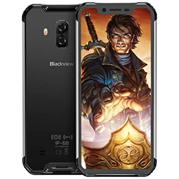 Blackview BV9600 Pro Rugged Phone,Helio P60 AI Procesador ...