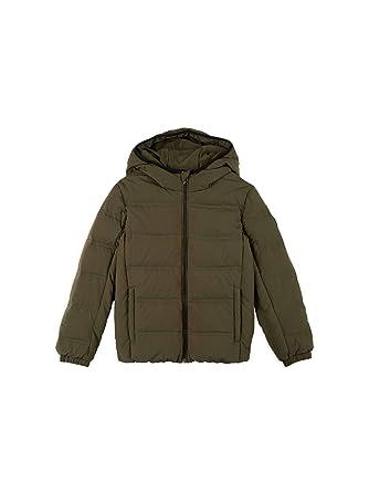 Emporio Armani Ea7 6ZBB04 BNB7Z Doudoune Enfant Green 8a  Amazon.fr   Vêtements et accessoires a71dce55fdf