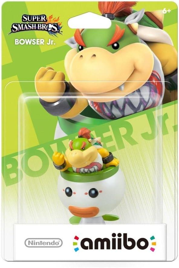 Amazon Com Bowser Jr Amiibo Super Smash Bros Series