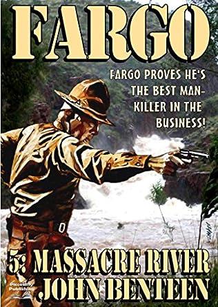 book cover of Massacre River