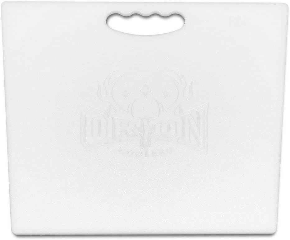 Orion Cooler Divider – Can Be Used As Cutting Board - White - Sizes for 35, 55, 65, and 85 Quart Models