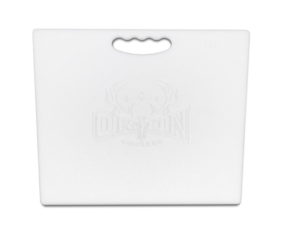 Orion Cooler Divider - Fits 85 Quart Models - Can Be Used As Cutting Board - White by Orion