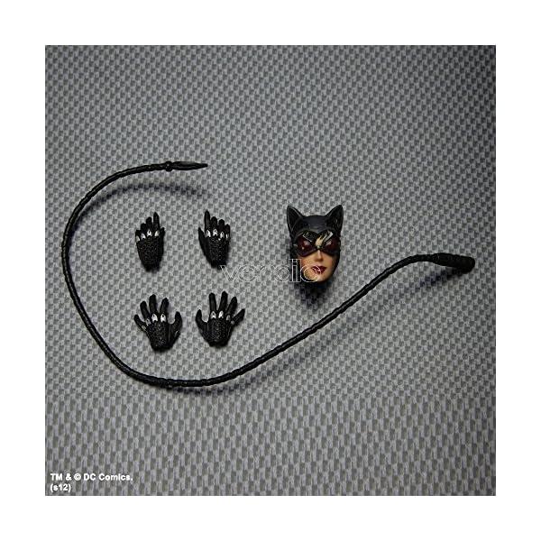 61ouZ8uA5jL Square Enix - Batman Arkham City Play Arts Kai Action Figure Catwoman 22 cm