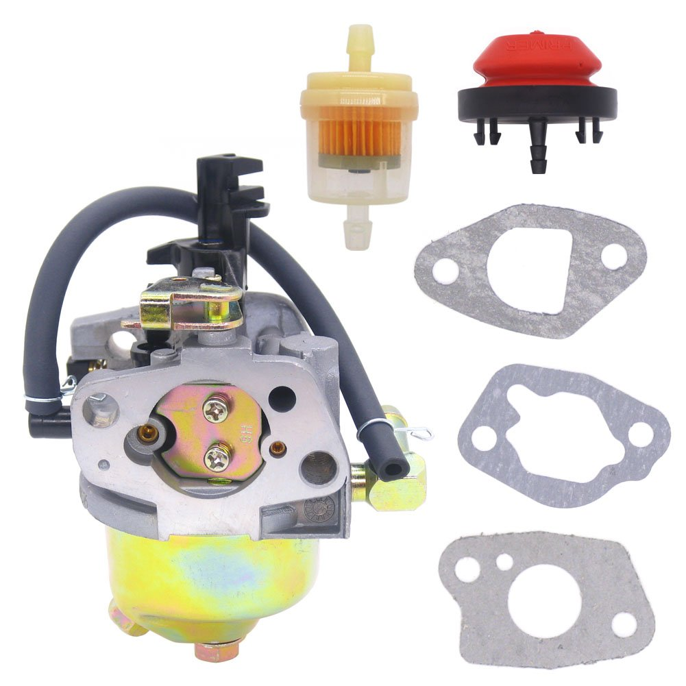FitBest Carburetor 951-12705, 951-10974 for Huayi 170SA MTD & Yard Machines Snowblowers 179CC 165F/165-SUC Gas Engine