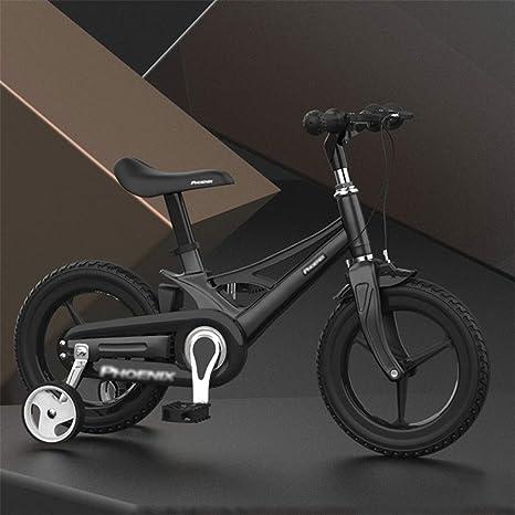 K-G Bicicleta Infantil Bicicleta Niños, niño Vespa Bicicletas de 2 ...