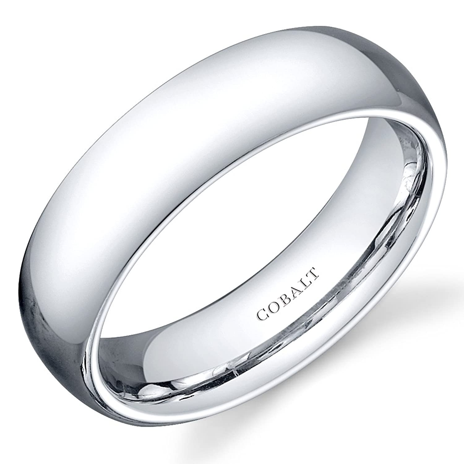 rings ring size polish width titanium band wedding comfort fit finish men matte womens pin or mens