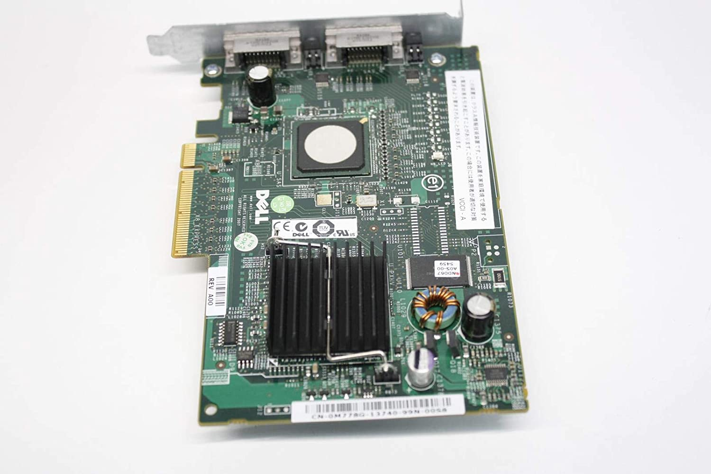 DELL SAS 5/e RAID Controller PCI-E FD467 0M778G M778G