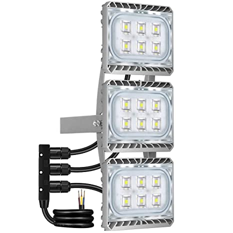 Awe Inspiring Led Flood Light Stasun 90W 8100Lm Led Security Lights Outdoor With Wider Lighting Area 6000K Daylight Built With Cree Led Chips Waterproof Great Wiring 101 Archstreekradiomeanderfmnl